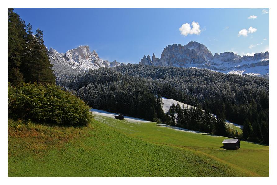 Wanderung in den Dolomiten 9
