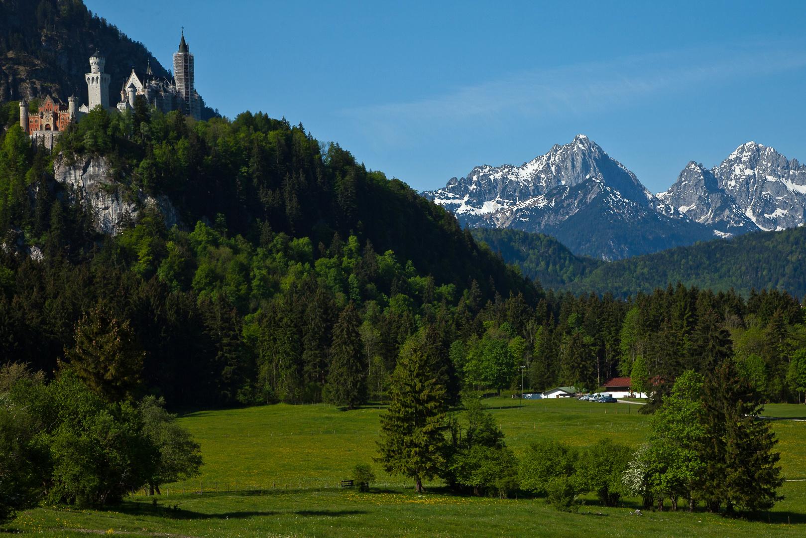 Wanderung Tegelberg