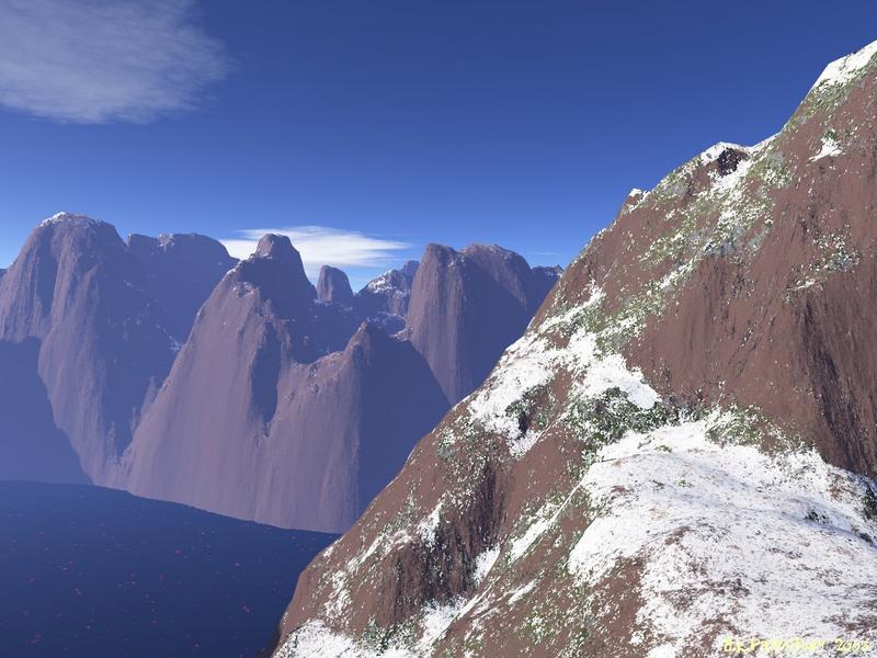 Wanderung um den Vulkansee