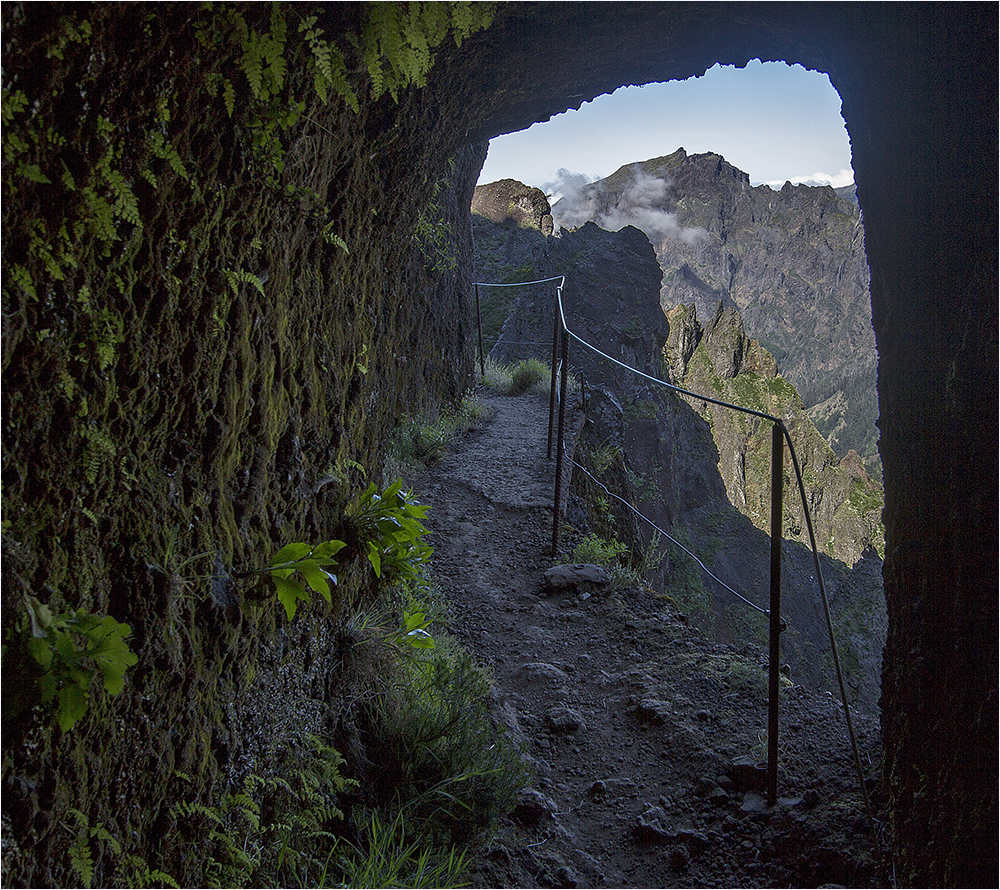 Wanderung vom Pico Arieiro Richtung Pico Ruivo 13