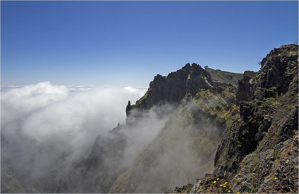 Wanderung vom Pico Arieiro Richtung Pico Ruivo 17
