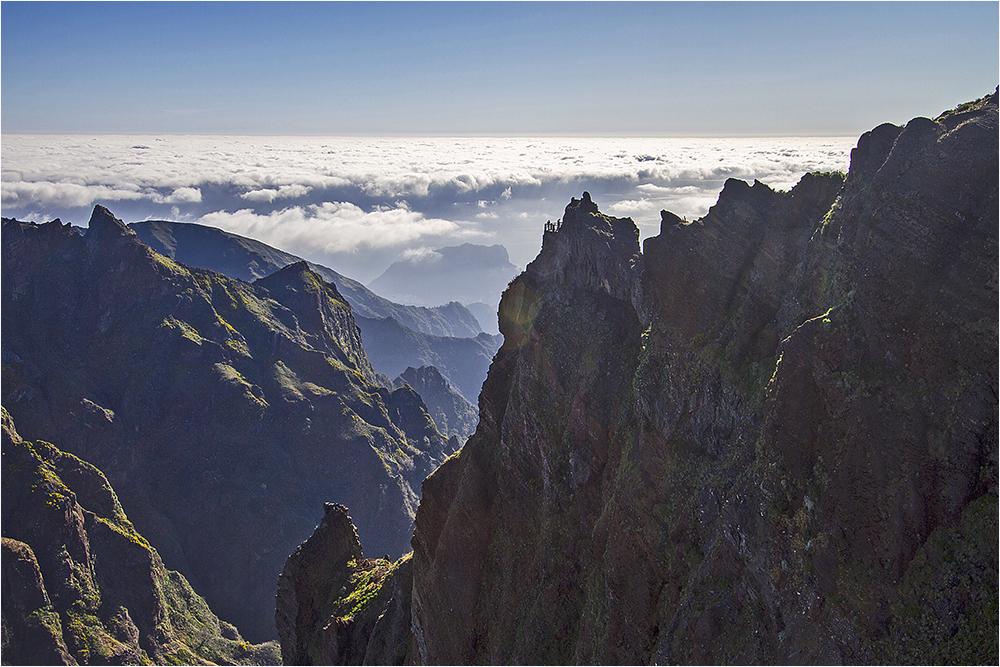 Wanderung vom Pico Arieiro Richtung Pico Ruivo 3