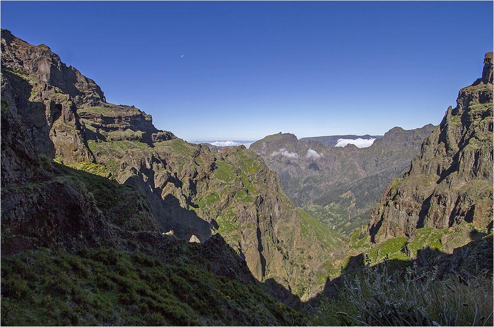 Wanderung vom Pico Arieiro Richtung Pico Ruivo 8