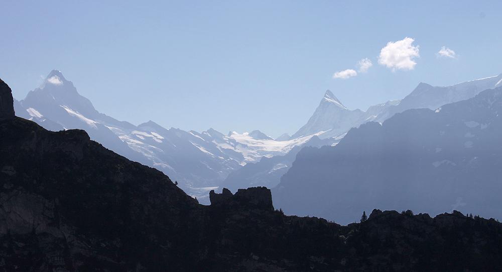 Wanderung zum Berghaus Männdlenen