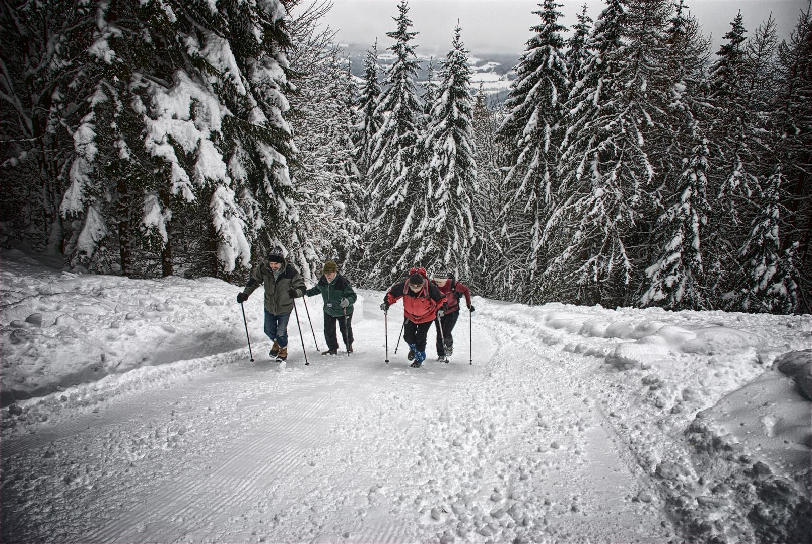 """"""" Wanderung zur Ostpreußenhütte.."""""""