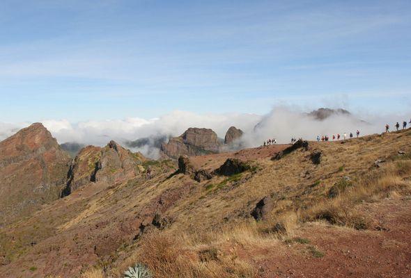 Wanderungen auf Madeira