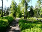 Wanderweg in der Böhmischen Schweiz