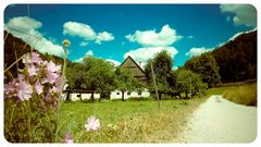 Wanderweg in Waischenfeld
