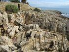 Wanderweg La Garoupe bei Antibes