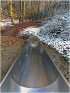 Wanderweg zum Brückenpark Müngsten (mit Rutsche)