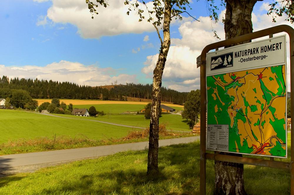 Wanderwelt Österberge bei Eslohe
