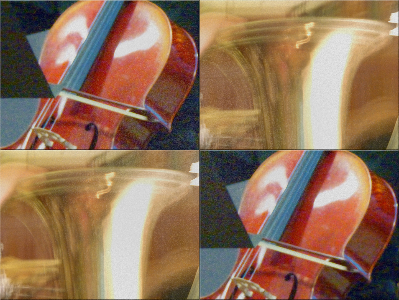 """Wandkacheln """"Musikgegensätze"""""""