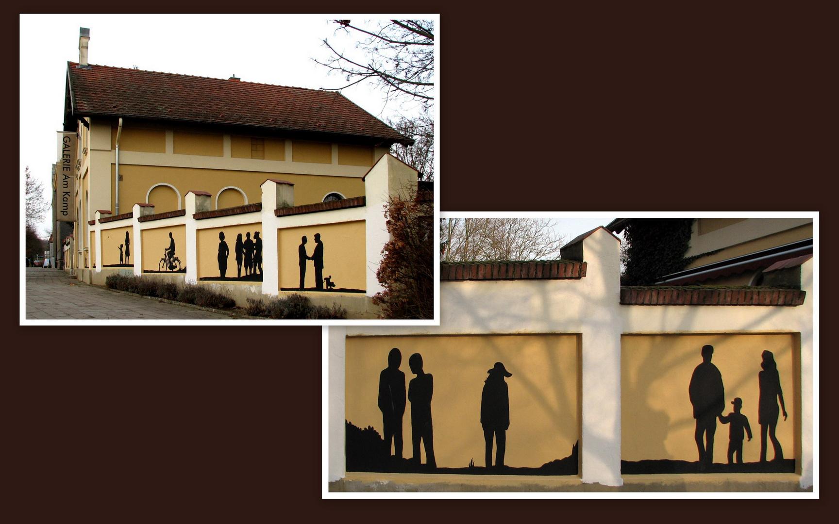 Wandmalereien in Teterow