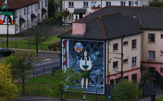 Wandmalereien - Murals