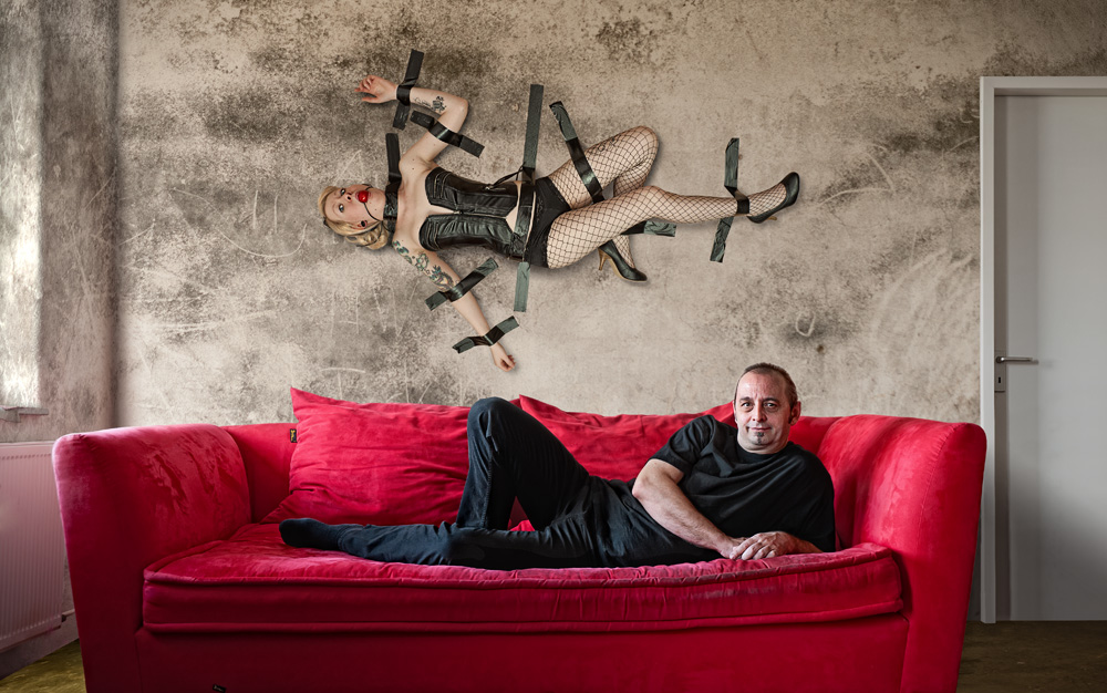wandschmuck modern foto bild quatsch fun und. Black Bedroom Furniture Sets. Home Design Ideas