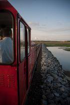 Wangerooge By Train