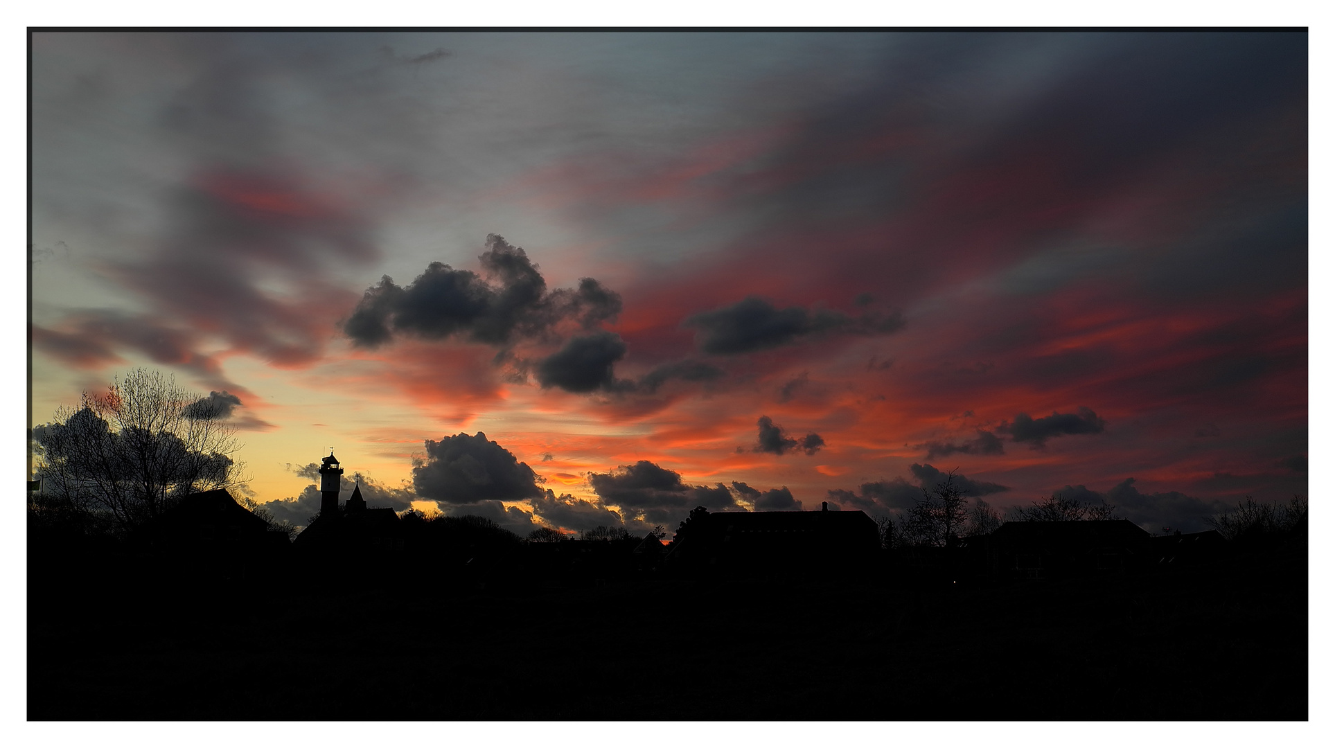 Wangerooge Skyline