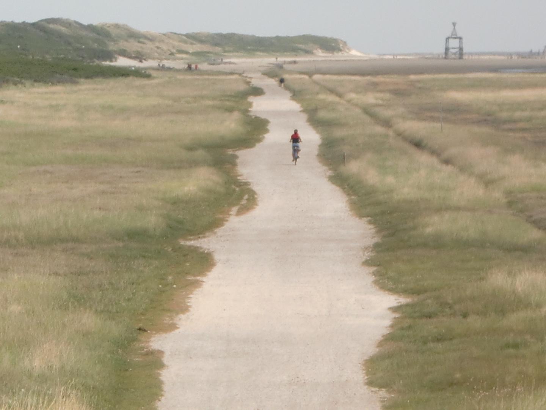 Wangerooge - Weg zum Ostende