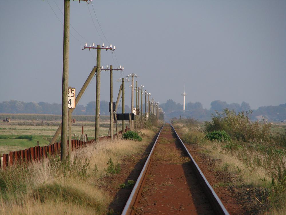 Wann kommt der nächste Zug?