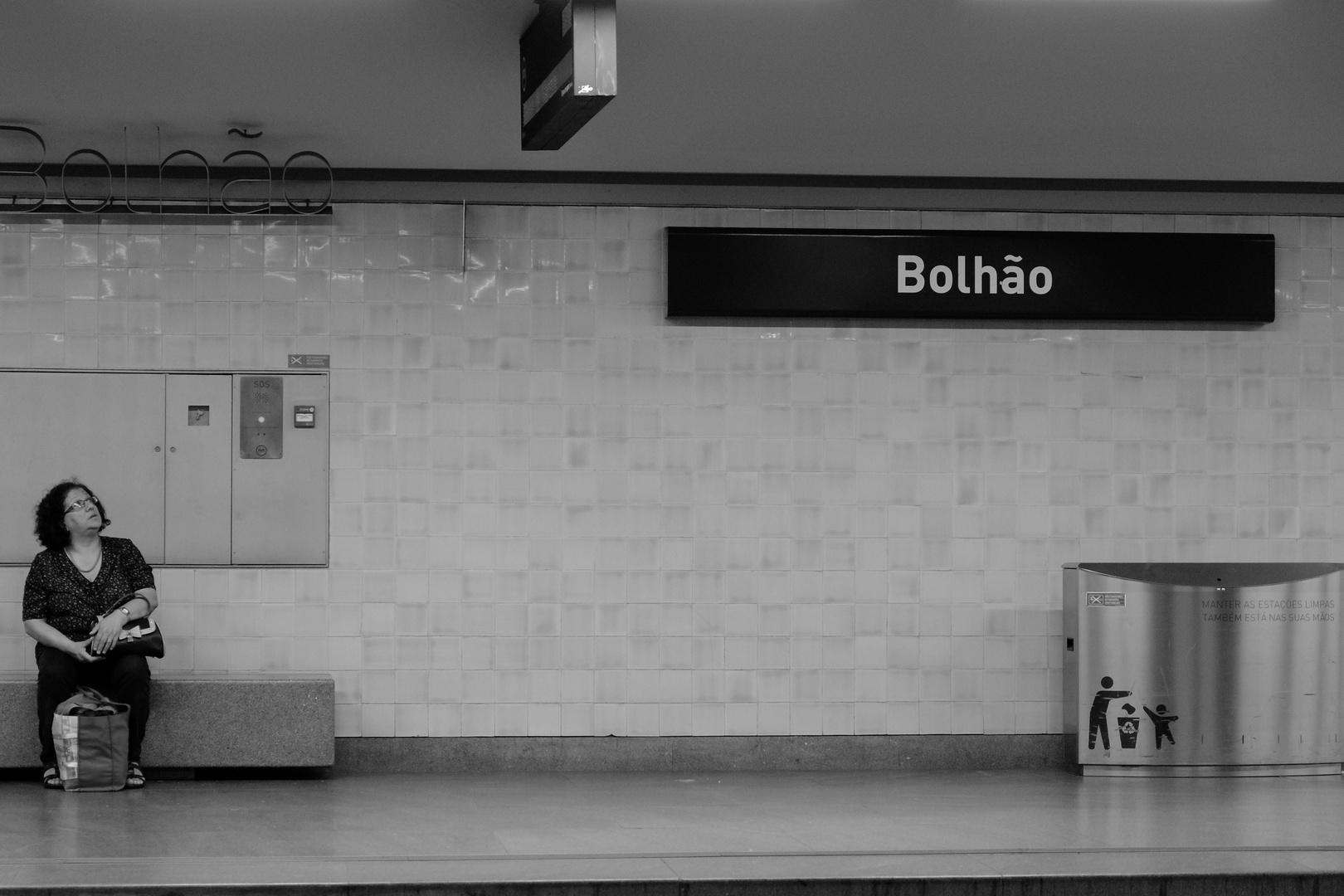 Wann kommt die nächste Bahn.....?