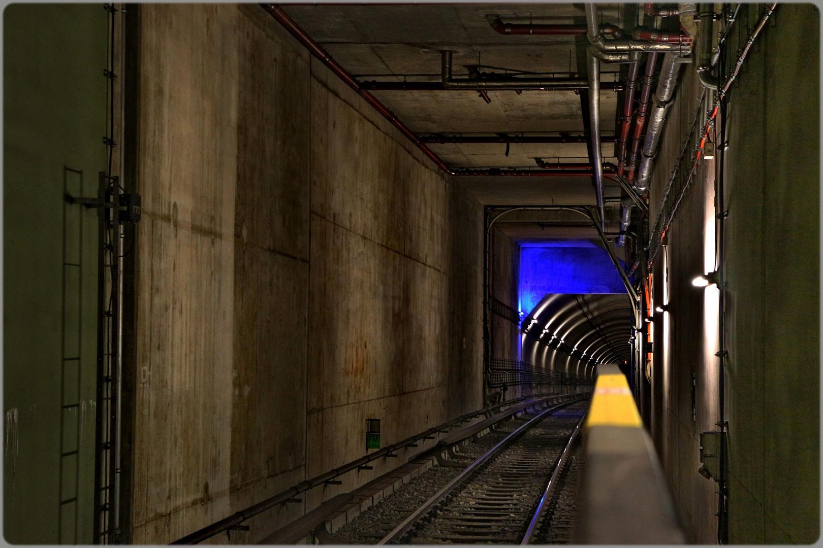 Wann kommt endlich die U-Bahn ?