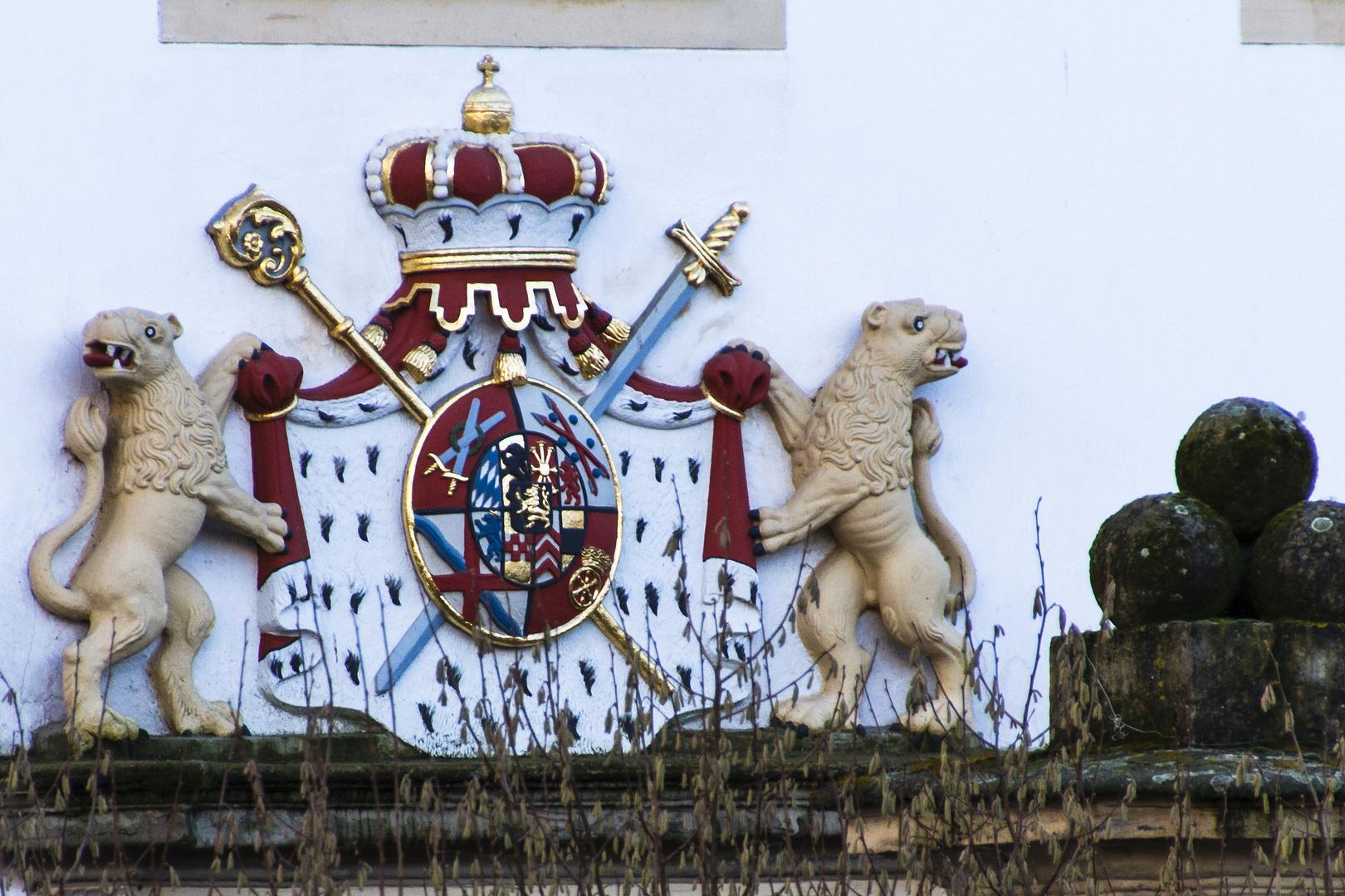 Wappen Schloß Borbeck