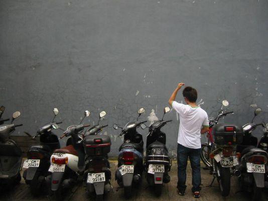 War da bis gerade eben nicht mein Motorrad!?