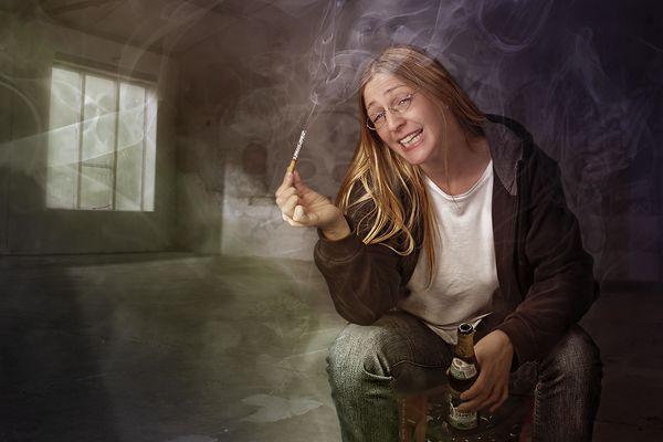 war da was mit Rauchverbot ?