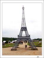 War mal schnell mit Sandra in Paris