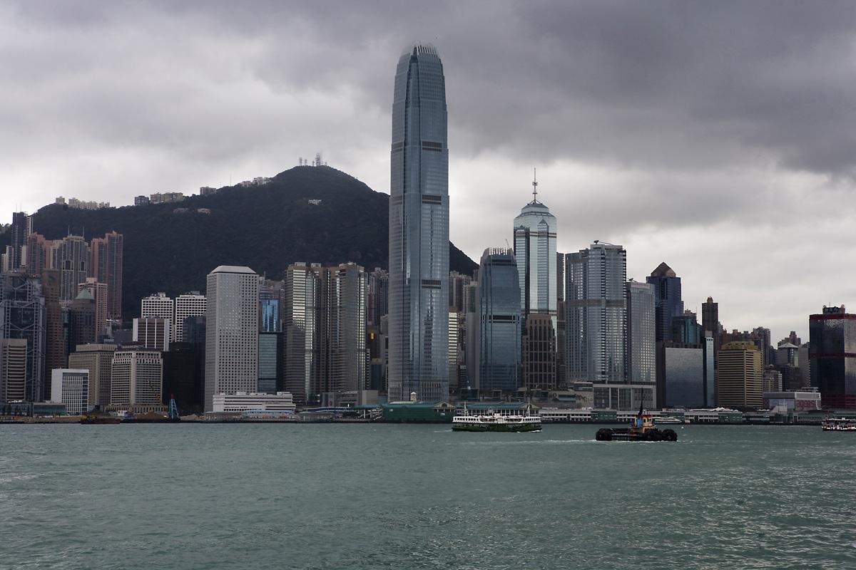 War mal wieder in Hong Kong…….