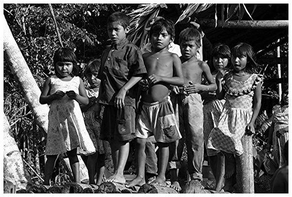 Waraoindianer am Orinoco III