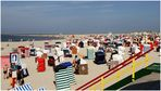 waren es noch 30 Grad ... ? Borkum am 6. September 2013