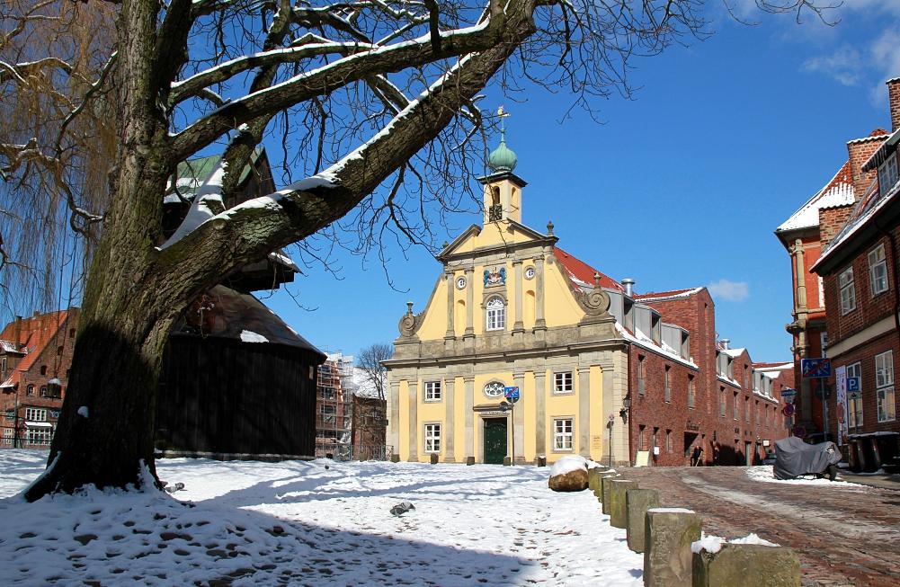 Warenhaus zu Lüneburg