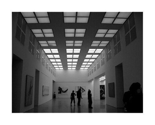 Warhols livingroom