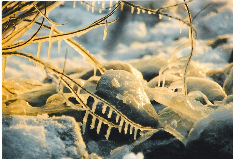 Warme Winterstimmung