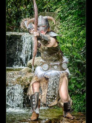 """Warrior Amazon oder auch """"Skyrim """""""