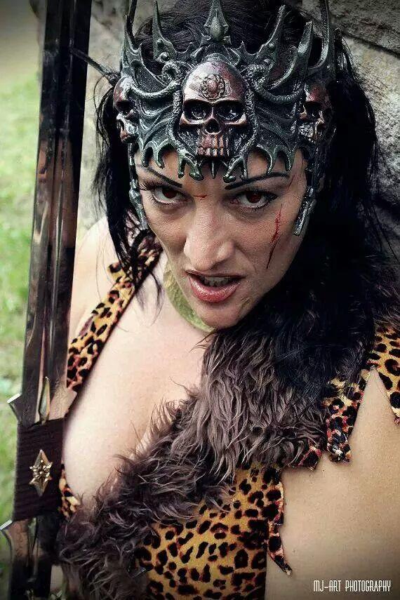 Warrior Godess...