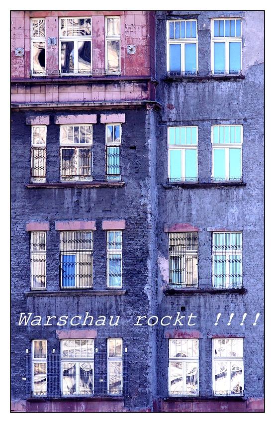 Warschau rockt!