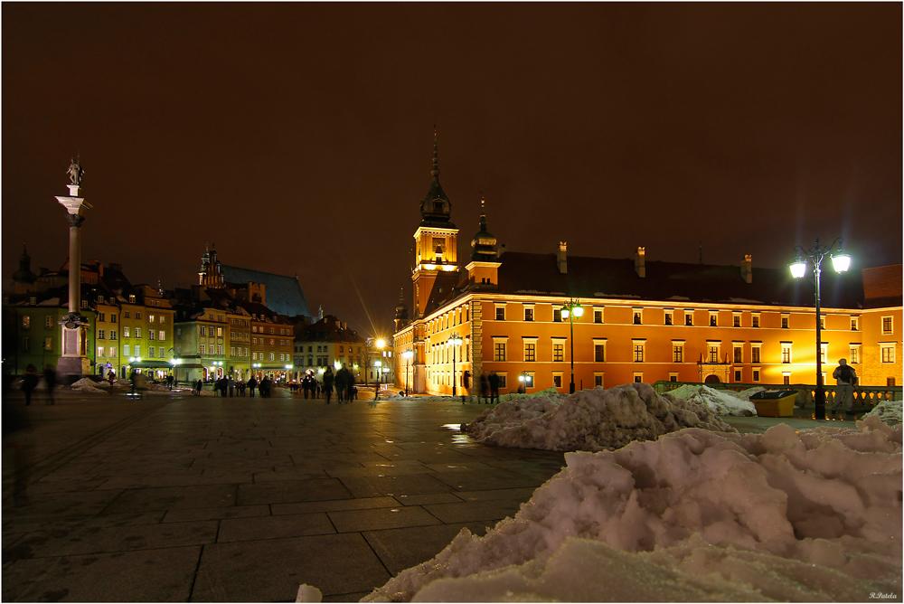 Warschau - Schlossplatz
