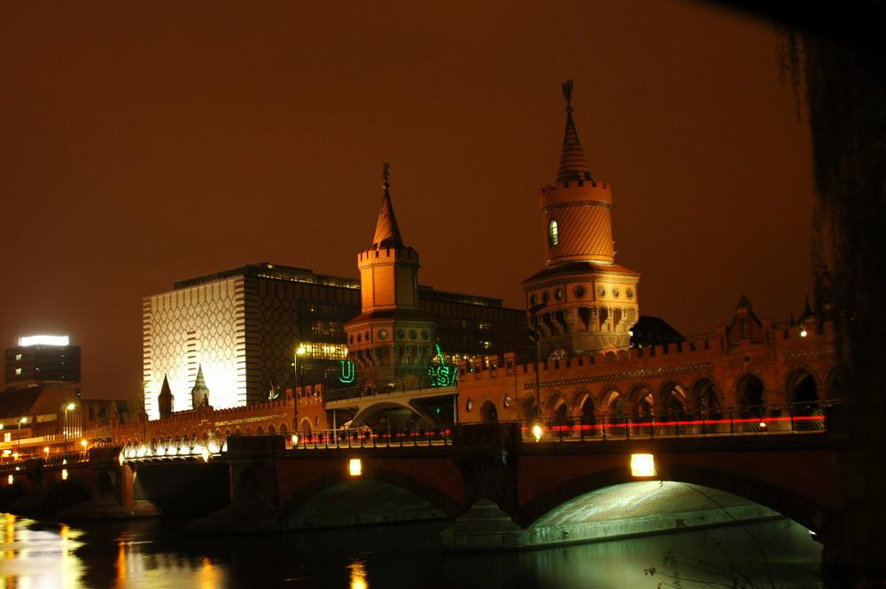 Warschauer Brücke - Berlin