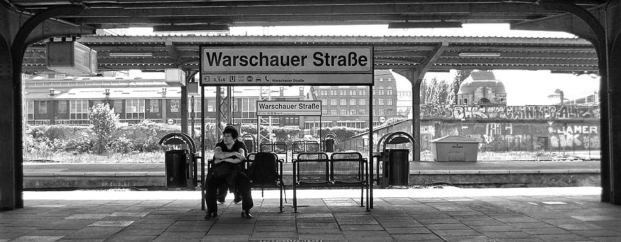 Warschauer Strasse, Berlin