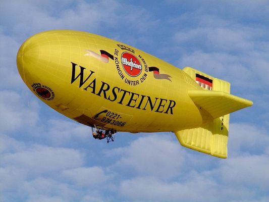 Warsteiner Zeppelin