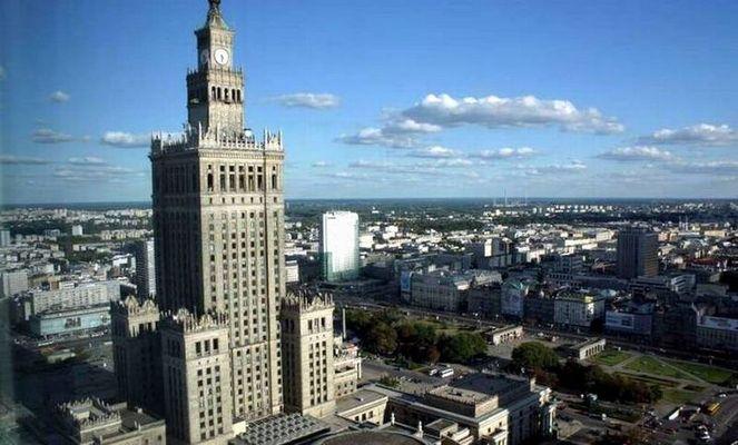 Warszawa - Kulturpalast