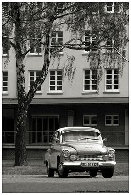 Wartburg 312 deLuxe