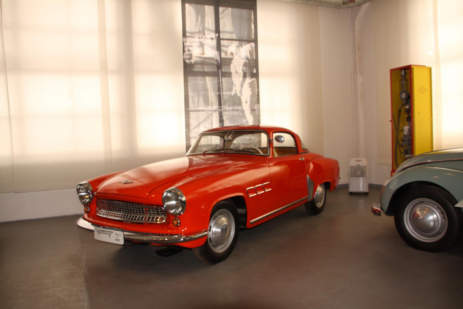 Wartburg 313-1 Sportcoupe 1958