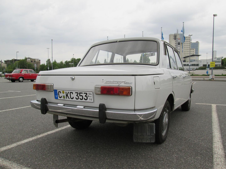 Wartburg 353 W