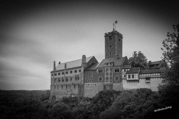 Wartburg, Eisenach, Germany