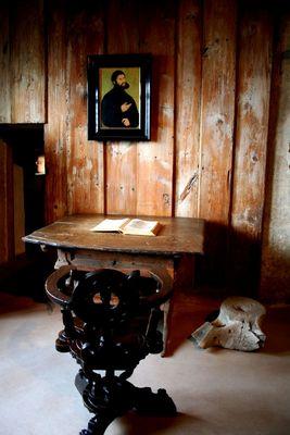 Wartburg - Schreibzimmer von Luther