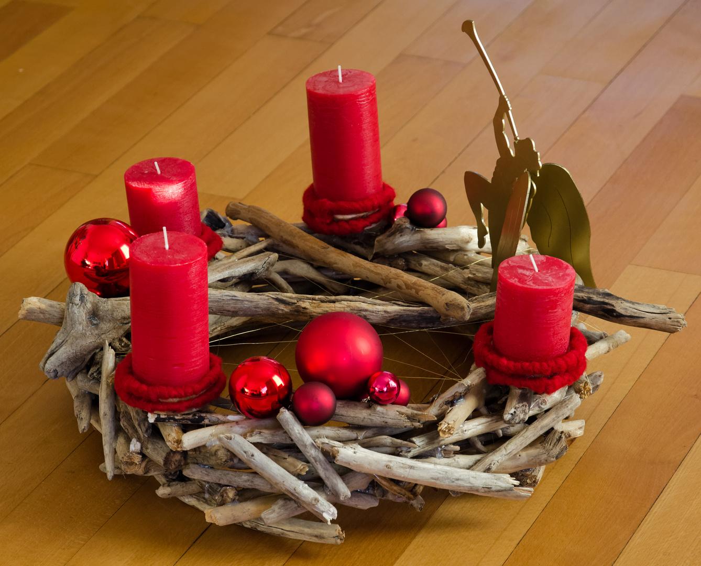 Warten auf den Advent