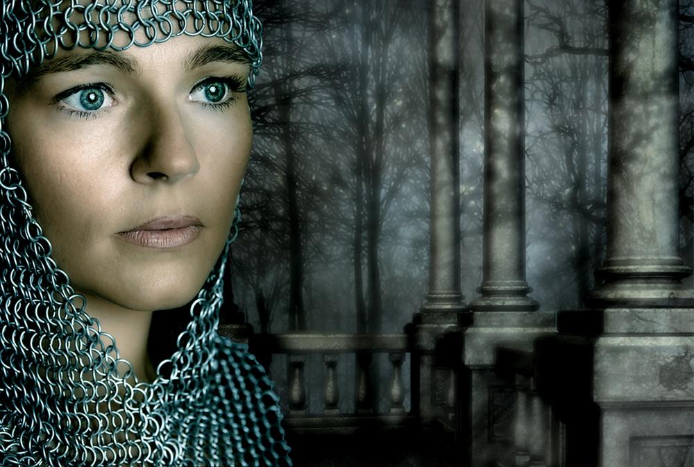 ...warten auf Robin Hood...